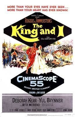 Nostalgic Cinema: The King and I