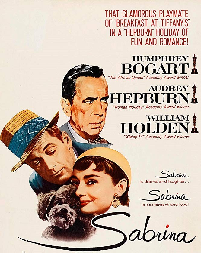 Nostalgic Cinema: Sabrina