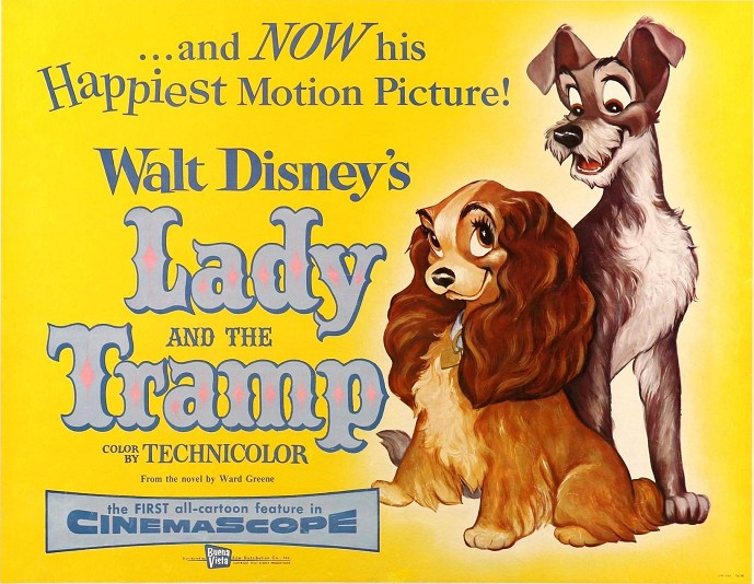 Nostalgic Cinema: Lady and the Tramp