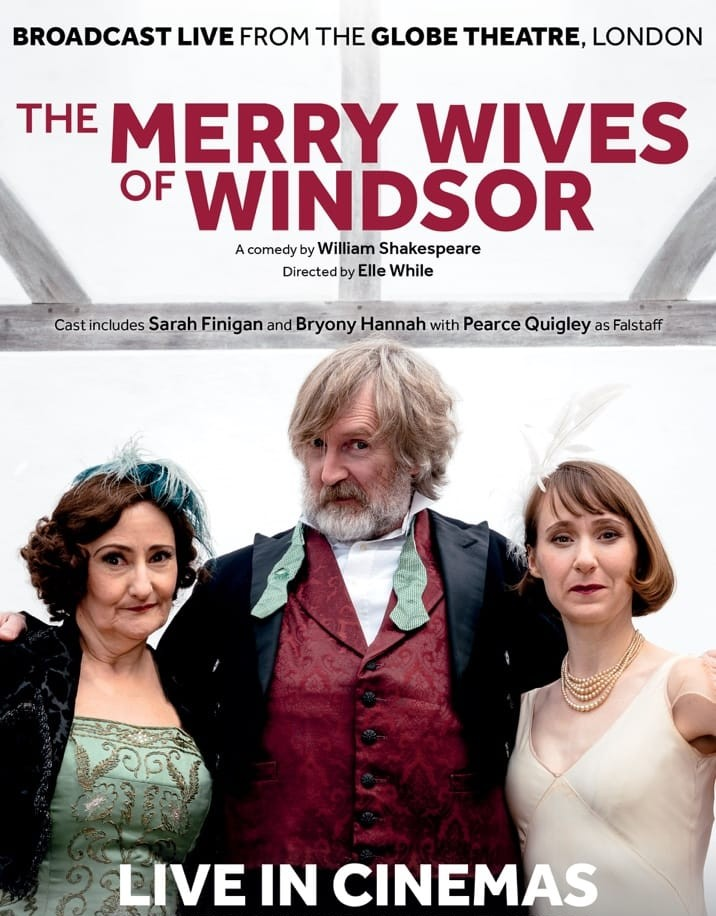 The Merry Wives of Windsor from Shakespeare's Globe