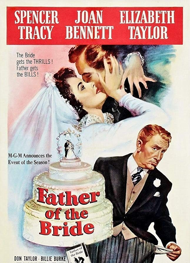 Nostalgic Cinema: Father of the Bride