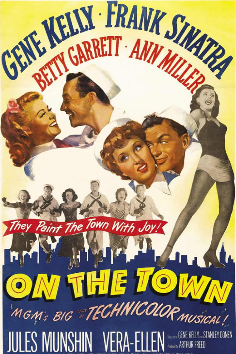 Nostalgic Cinema: On the Town