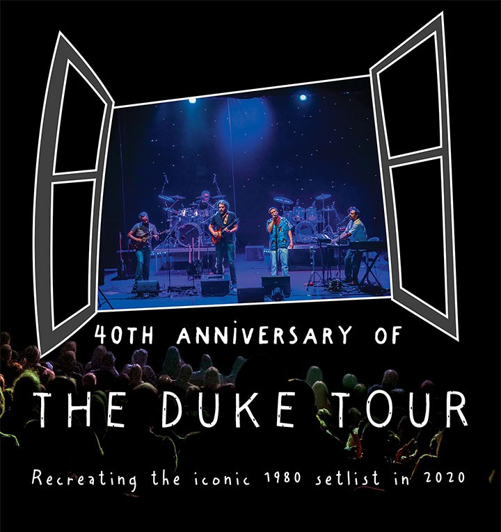 Genesis Visible Touch:The Duke Tour