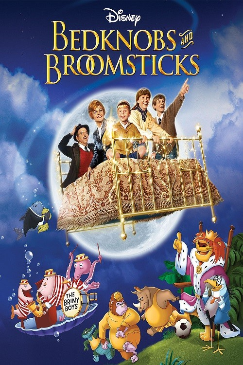 Nostalgic Cinema: Bedknobs & Broomsticks