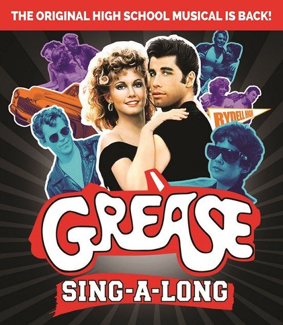 Nostalgic Cinema: Grease Sing-A-Long