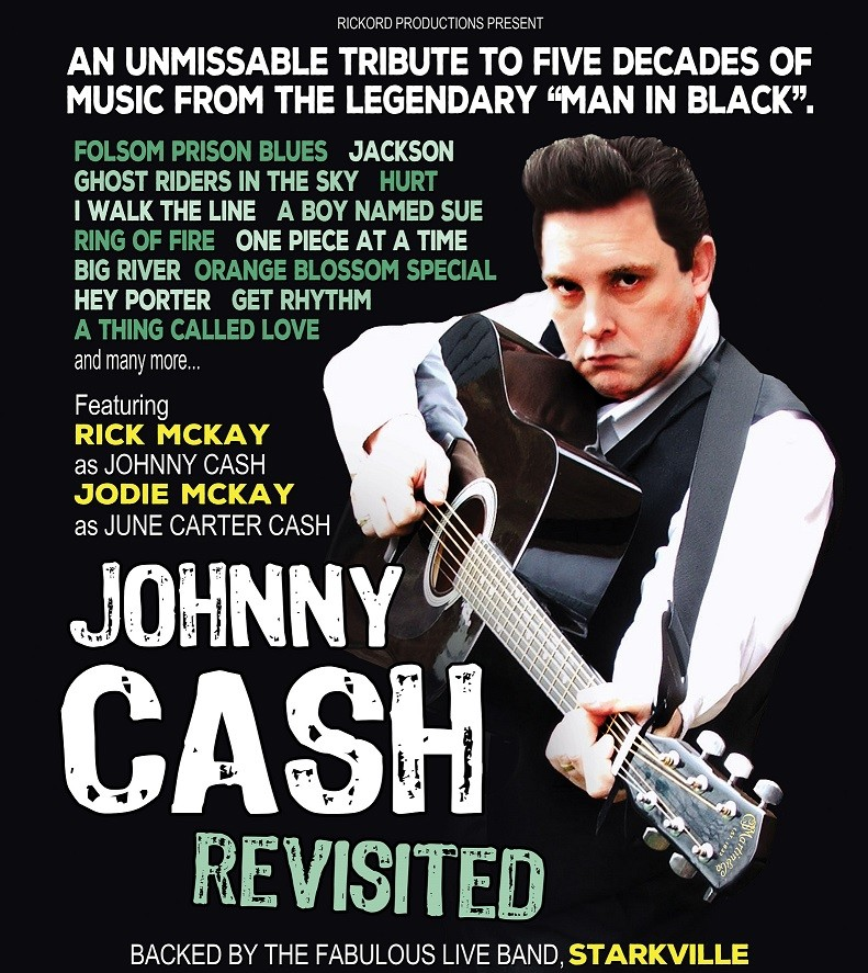 Johnny Cash Revisited.