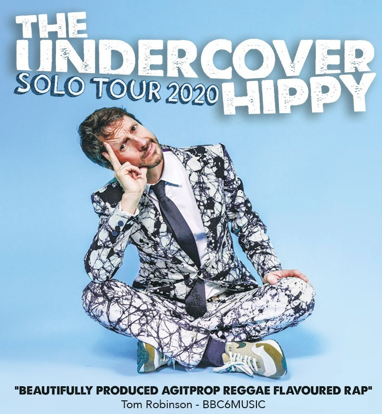 The Undercover Hippy - Solo