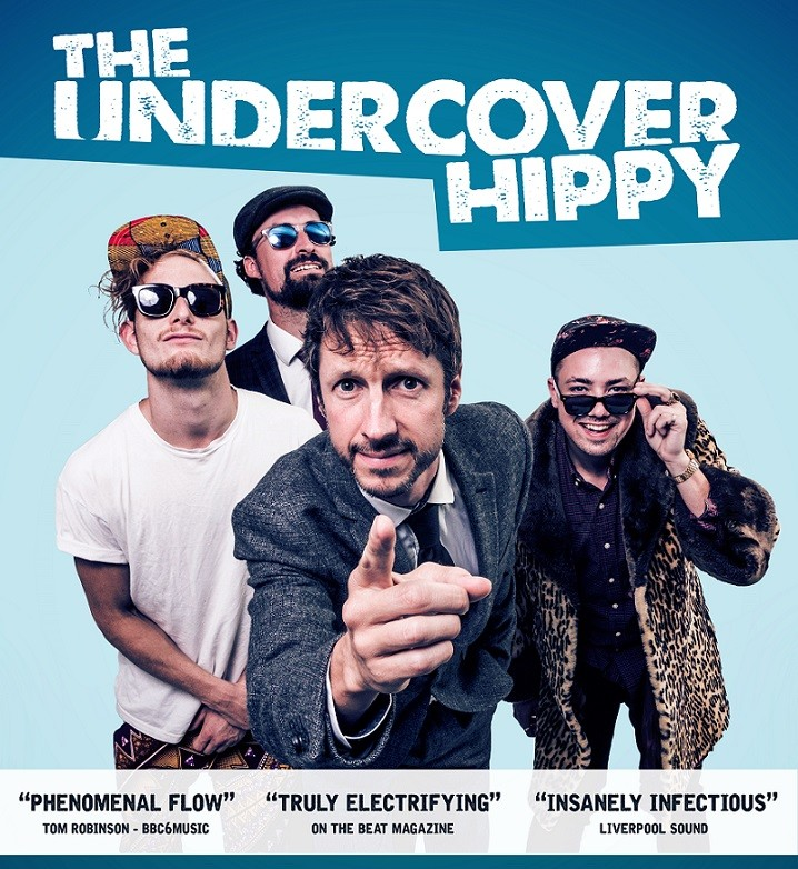 The Undercover Hippy (full band)
