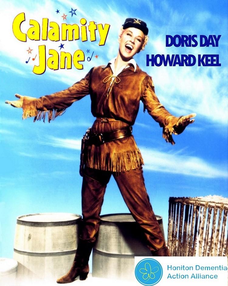 Nostalgic Cinema: Calamity Jane.