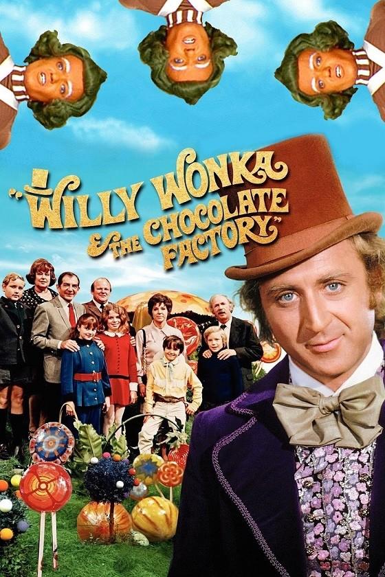 Nostalgic Cinema: Willy Wonka & the Chocolate Factory