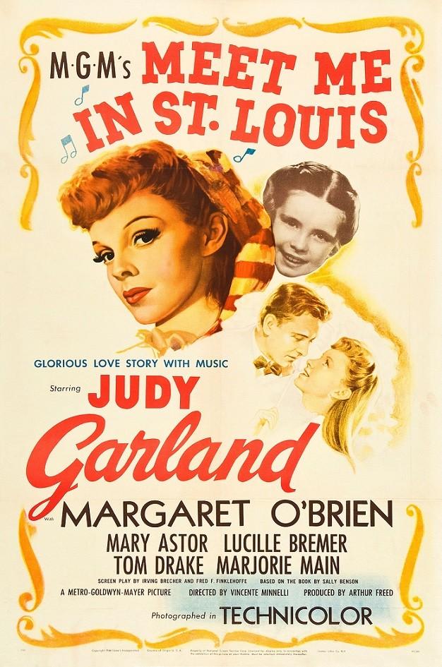 Nostalgic Cinema: Meet Me in St. Louis