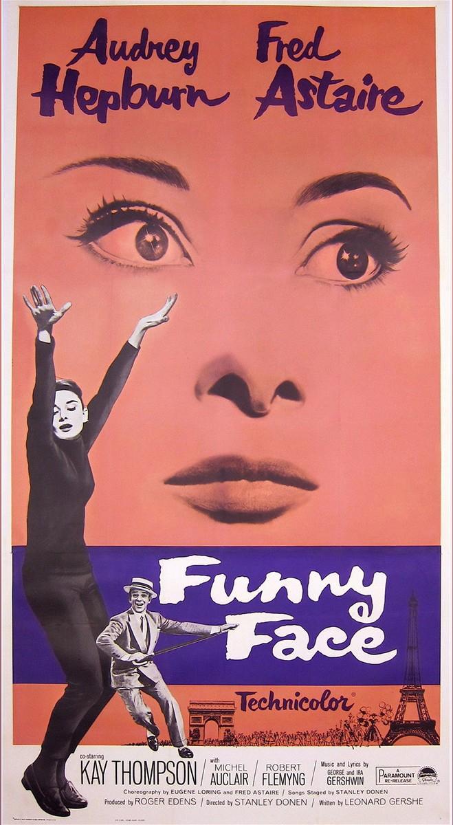 Nostalgic Cinema: Funny Face