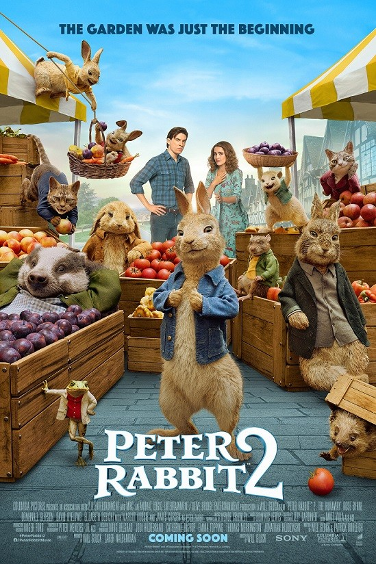 Peter Rabbit 2