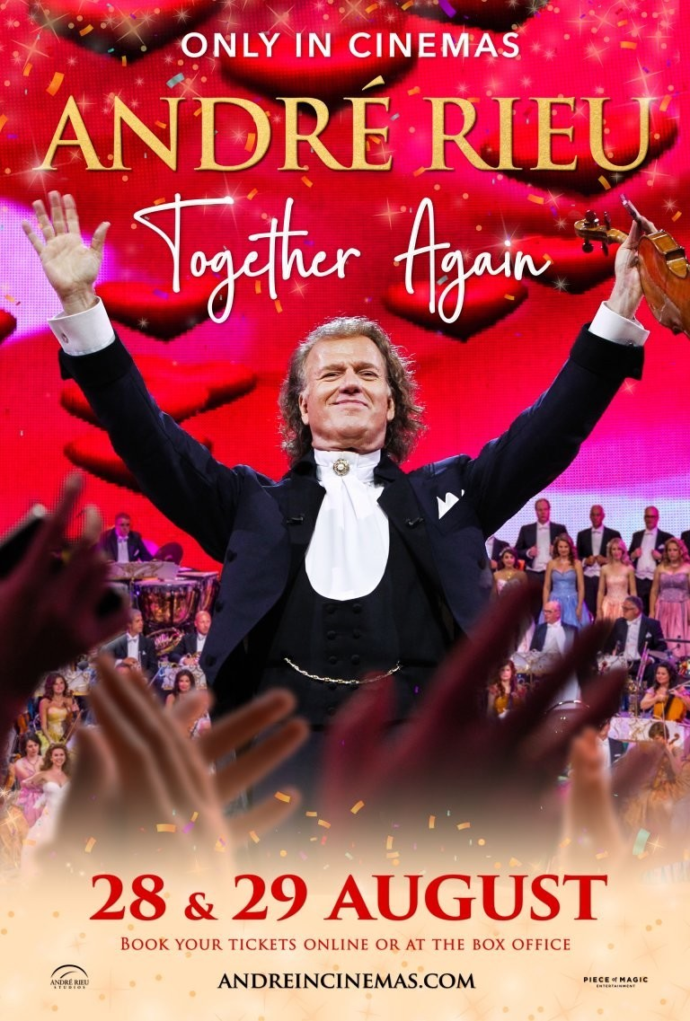 Andre Rieu: Together Again, Summer Concert 2021