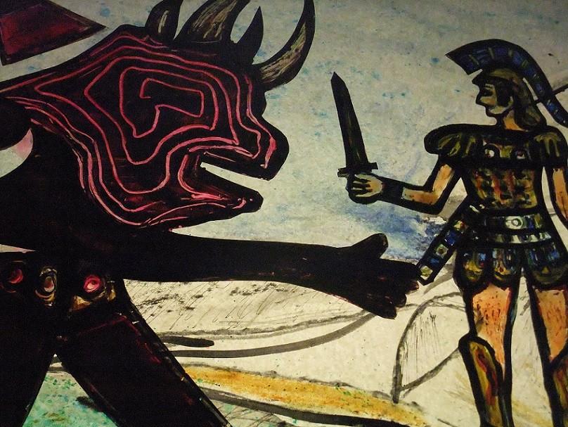 Gods, Myths & Monsters - Shadow Puppet Workshop