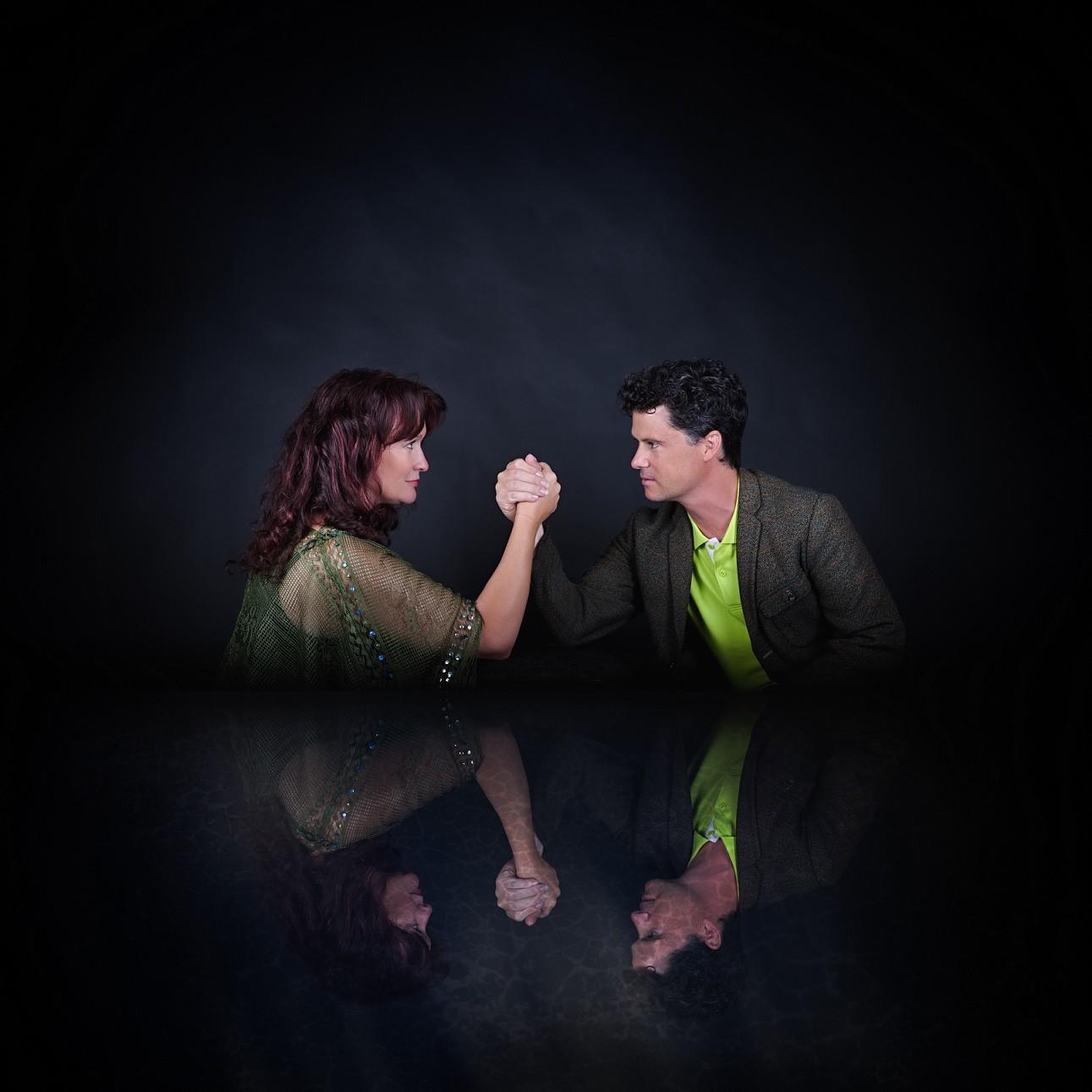 Kathryn Roberts & Sean Lakeman.