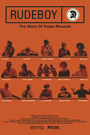 Doc'n Roll Festival: Rudeboy - The Story Of Trojan Records + Q&A