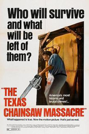 Cine-Real: The Texas Chainsaw Massacre