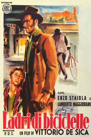 Cine-real presents: The Bicycle Thieves
