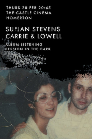 Pitchblack Playback: Sufjan Stevens - Carrie & Lowell