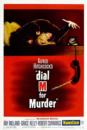 Cine-real presents: Dial M for Murder