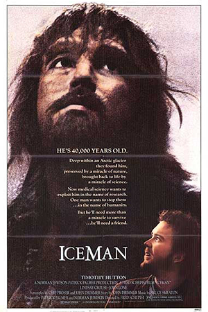 Science Fiction Theatre presents: Iceman