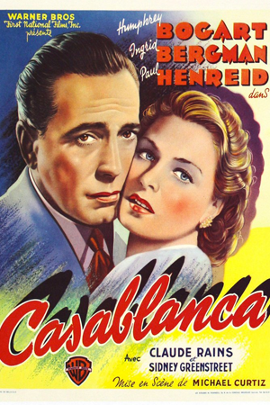 Cine-real presents: Casablanca