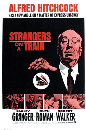 Cine-Real Presents: Strangers On A Train