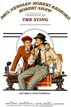 Cine-Real Presents: The Sting
