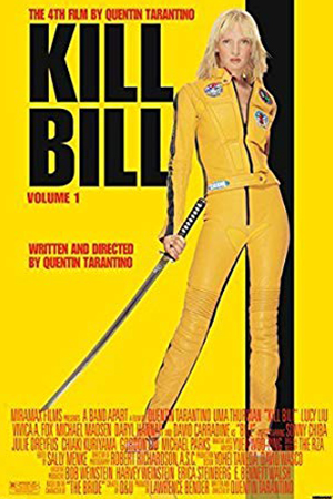 Cine-real presents: Kill Bill