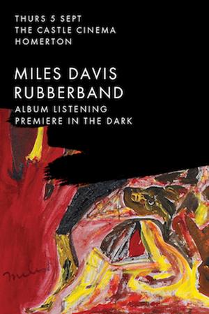 Pitchblack Playback: Miles Davis 'Rubberband' (UK Premiere)