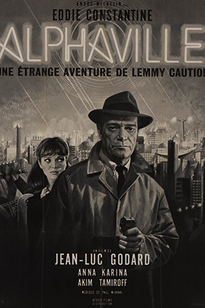 Cine-real presents: Alphaville