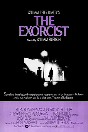 Cine-real presents: The Exorcist