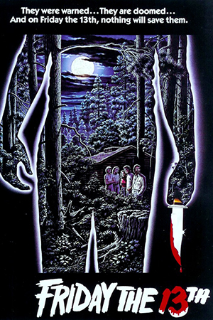 Cine-real presents: Friday 13th