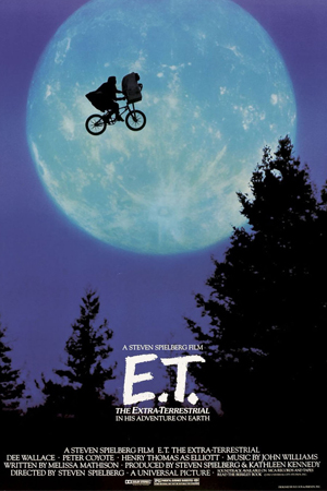 Cine-Real: E.T. the Extra-Terrestrial