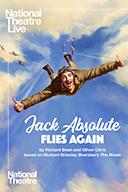 NT Live: Jack Absolute Flies Again