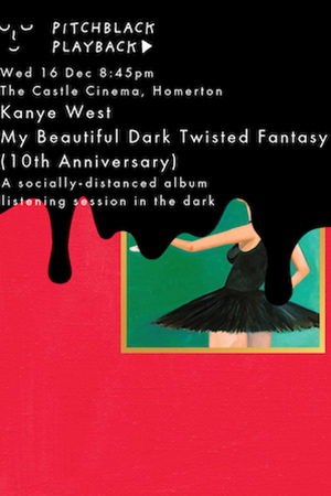 Kanye West 'My Beautiful Dark Twisted Fantasy' (10th Anniversary
