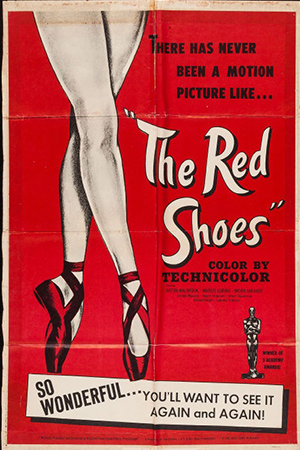 Cine-Real presents: The Red Shoes