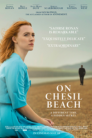 On Chesil Beach + Q&A