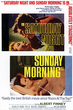Cine-Real presents: Saturday Night and Sunday Morning