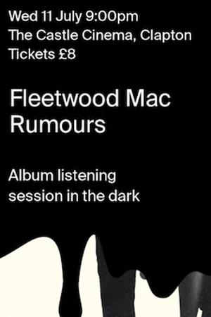 Pitchblack Playback: Fleetwood Mac - Rumours