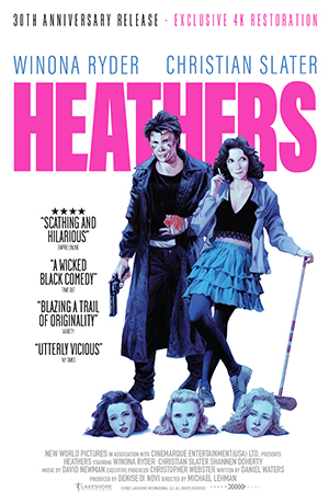 Heathers 30th Anniversary