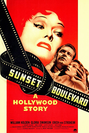 Cine-real presents: Sunset Boulevard