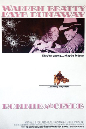 Cine-real presents: Bonnie and Clyde