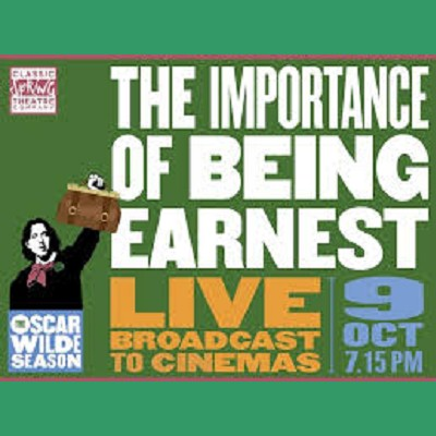 The Importance of Being Earnest - Oscar Wilde Season