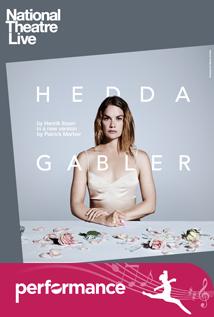 Hedda Gabler (NT Live)