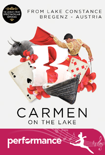 Carmen on the Lake