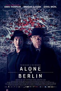 Alone in Berlin.
