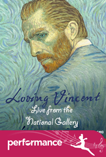 Loving Vincent Live from The National Gallery + Q&A