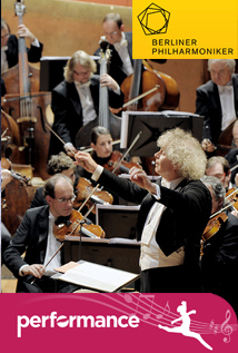 Berliner Philharmoniker Live: NY Eve 17